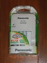 Panasonic パナソニック エボルタ急速充電器
