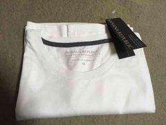 BANANA REPUBLIC☆シンプル白Tシャツ☆M、新品タグ付き