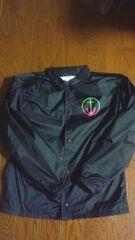 ロンハーマン取扱い CAPTAIN FIN CO コーチジャケット ブラック Sサイズ