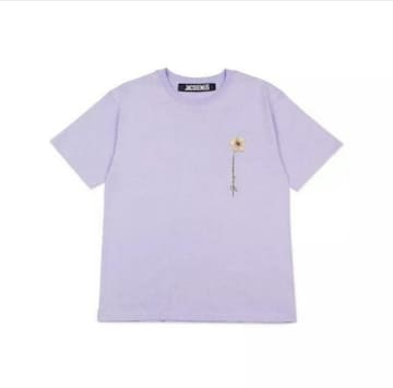 JACQUEMUS Tシャツ フローラルモチーフ S