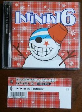 (CD)INFINITY16/インフィニティ-16☆White Cover★帯付♪カバーアルバム♪