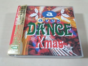 CD「エイベックス・ダンス・クリスマスavex」2枚組 廃盤●