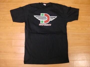 DUCATI ドカティ ヴィンテージスタイル Tシャツ Lサイズ