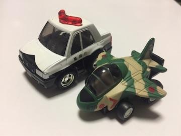 チョロQ・パトカー、Qジェット T-4 (他も出品中)