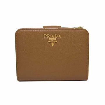 PRADA 1ML018-2E3A-F0054 両開き財布レディース