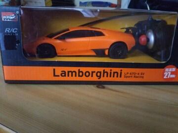★新品 Lamborghini LP670-4 SV ランボルギーニ ムルシエラゴ 1/24 ラジコン★