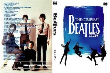 THE BEATLES PERFECT PV ビートルズ プロモ集 CLIP