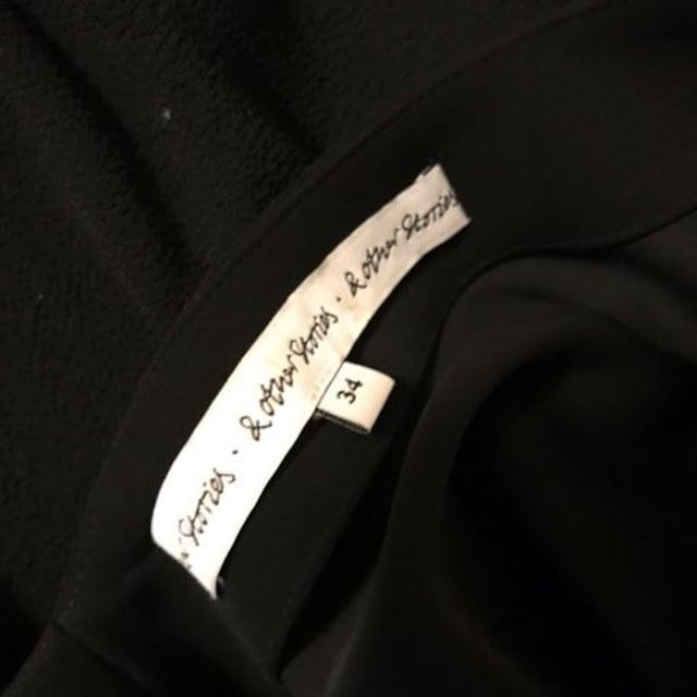 イタリア購入☆ & Other Stories ワンピース 黒 < 女性ファッションの