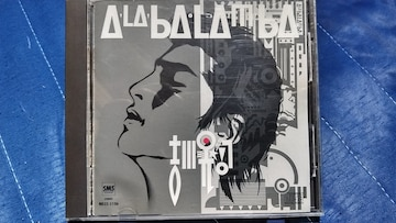 吉川晃司 A-LA-BA・LA-M-BA SMS盤