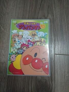 アンパンマン DVD 24