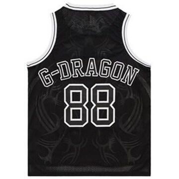 BIGBANG G-DRAGON ジヨン BBジャージ タンクトップ 未開封