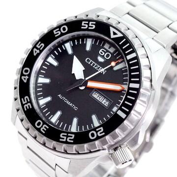 シチズン 腕時計 メンズ NH8388-81E 自動巻き