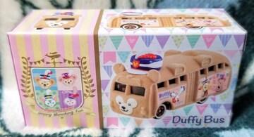 TDS×トミカ☆ダッフィー【Duffy Bus】35thアニバーサリー