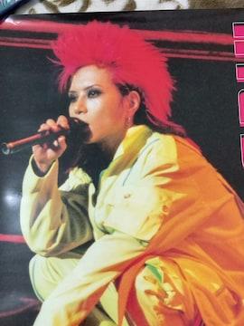 ポスター hide X JAPAN PSYENCE A GO GO 1996 52cm×72cm