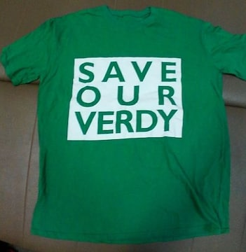 東京VERDY デザインTシャツ