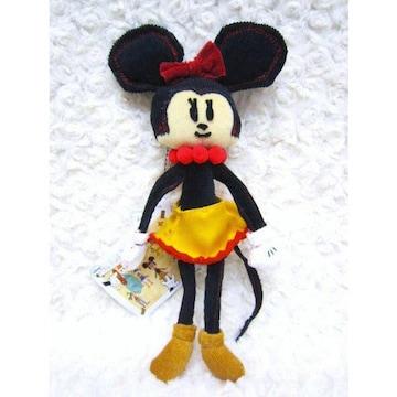 【70%OFF】ミニーマウス★マスコット(ぬいぐるみ)ディズニー