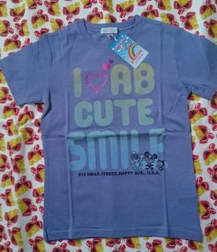 エンジェルブルー☆半袖Tシャツ☆M(150)新品タグ付き