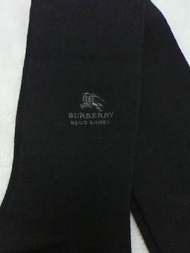 BURBERRY BLUE LABEL★オーバーニーソックス