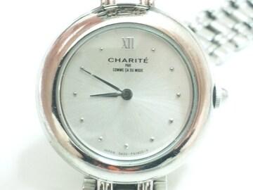 12501/コムサデモード有名ブランド/普段使いにお勧めなレディース腕時計