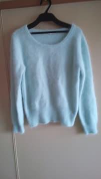 ふわふわのセーター