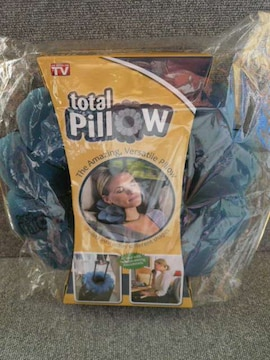 まくら、クッション色々な使い方「total Pillowトータルピロー」