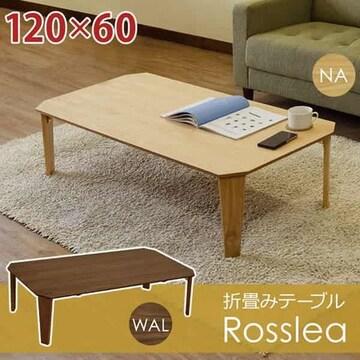 Rosslea 折り畳みテーブル 120 UHR-120