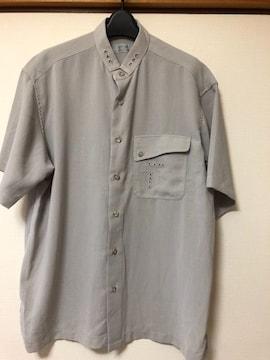 シンプルライフ レナウン ベージュシャツ L らくらく便180