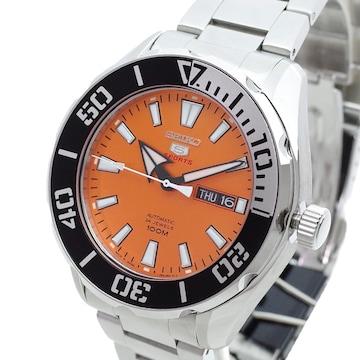 セイコー  腕時計 メンズ SRPC55J1 SEIKO 5 自動巻き