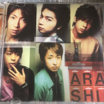 激レア!☆嵐/One☆初回限定盤/CD+DVD☆