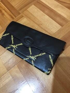 確実本物 新品 ☆フランス製 ロンシャン  長財布 送料180円