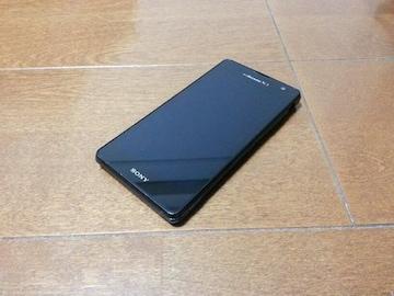 即落/即発!!美中古品 SO-04D Xperia GX ブラック