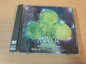 MASK DVD「東京ジレンマ」ビジュアル系バンド V系●