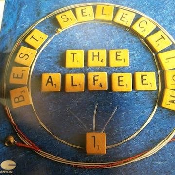 ベストCD THE ALFEE BEST SELECTION �T 帯なし アルフィー