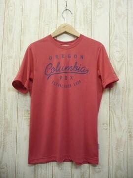 即決☆コロンビア 特価 ローンハイバレーTシャツ RED/XXL 半袖