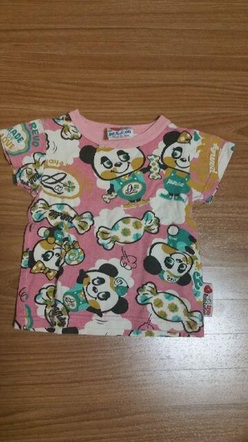 ラブレボ★パンディTシャツ★90�a < ブランドの