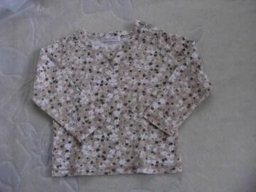 さくら模様のTシャツ☆美品