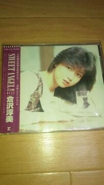 廃盤レア!倉沢淳美ベスト「SWEET ANGEL」(1985年発売)☆わらべ☆
