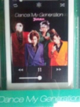 即決 ゴールデンボンバー iPhone5ケース dance My Generation