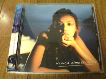 ワイヨリカCD almost blues WYOLICA