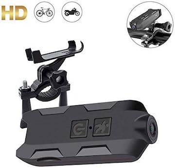 アクションカメラ ウェアラブルカメラ 自転車 カメラ 自転車用