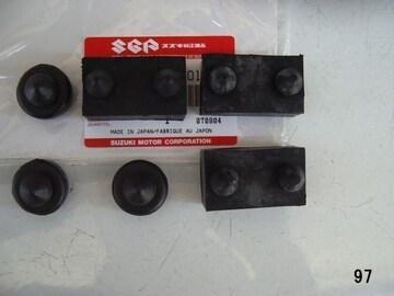 (29)RG250RG250EのシートのゴムS2