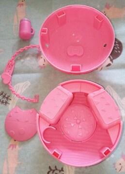 LOLサプライズシーズン1ピンクカプセルケースバッグ+哺乳瓶セットエルオーエルL.O.L.