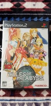 PS2 「テイルズ オブ ジ アビス」  未開封品