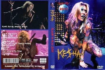 ≪送料無料≫KESHA ROCK IN RIO 2011 ケシャ 最新ライブ!