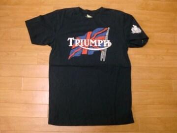 TRIUMPH トライアンフ Tシャツ Mサイズ 新品
