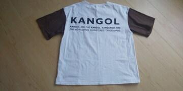 チャオパニック×カンゴール ロゴ BIGTシャツ