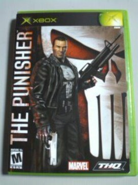 (XBOX)THE PUNISHER/パニッシャー ☆日本版360起動OK!リージョンフリー!残虐