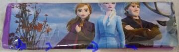 DISNEY アナと雪の女王2 ブランケット+クリアファイル 非売品