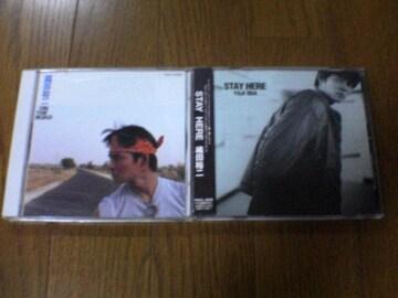 織田裕二CDアルバム2枚セット