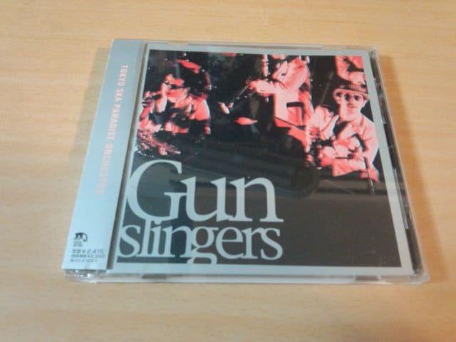 東京スカパラダイスオーケストラCD「Gunslingers〜LIVE BEST  < タレントグッズの